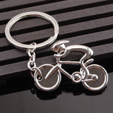 Trendy Racing Bicycle Key Ring - All about Wheels