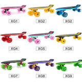 Stable & Durable Jelly Series Skateboard - All about Wheels