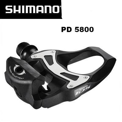 SHIMANO 105 PD 5800 Bicycle Pedals - All about Wheels