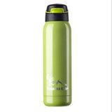 Sports Travel Thermal Flask with straw - Hot/Cold - All about Wheels