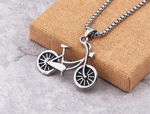 Beautifully crafted unisex bicycle pendant all about wheels beautifully crafted unisex bicycle pendant all about wheels aloadofball Image collections