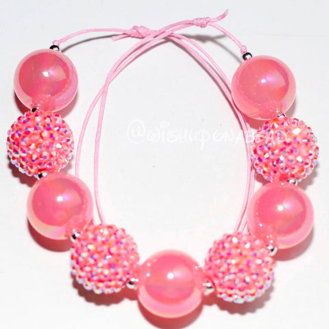 Bubble Pink Jewel