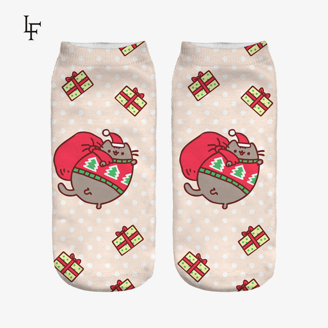 New Arrival Pusheen Cat Socks for Women