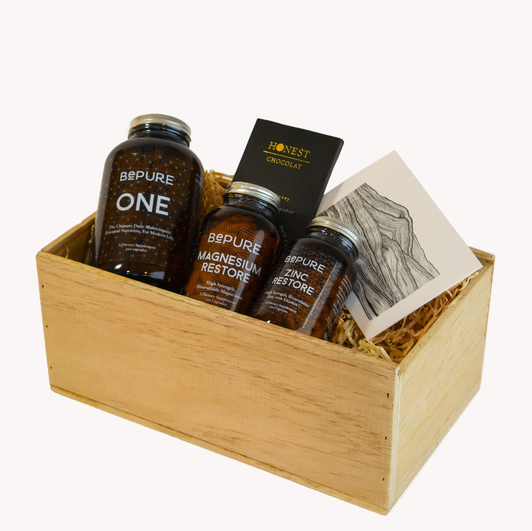 His Wellness Gift Box