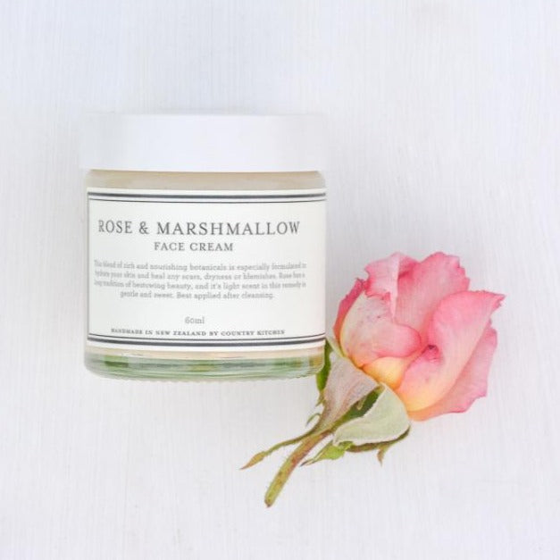 Rose & Marshmallow Face Cream
