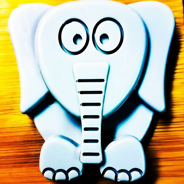 Handmade Natural Shea Butter Soap - Henry the Elephant