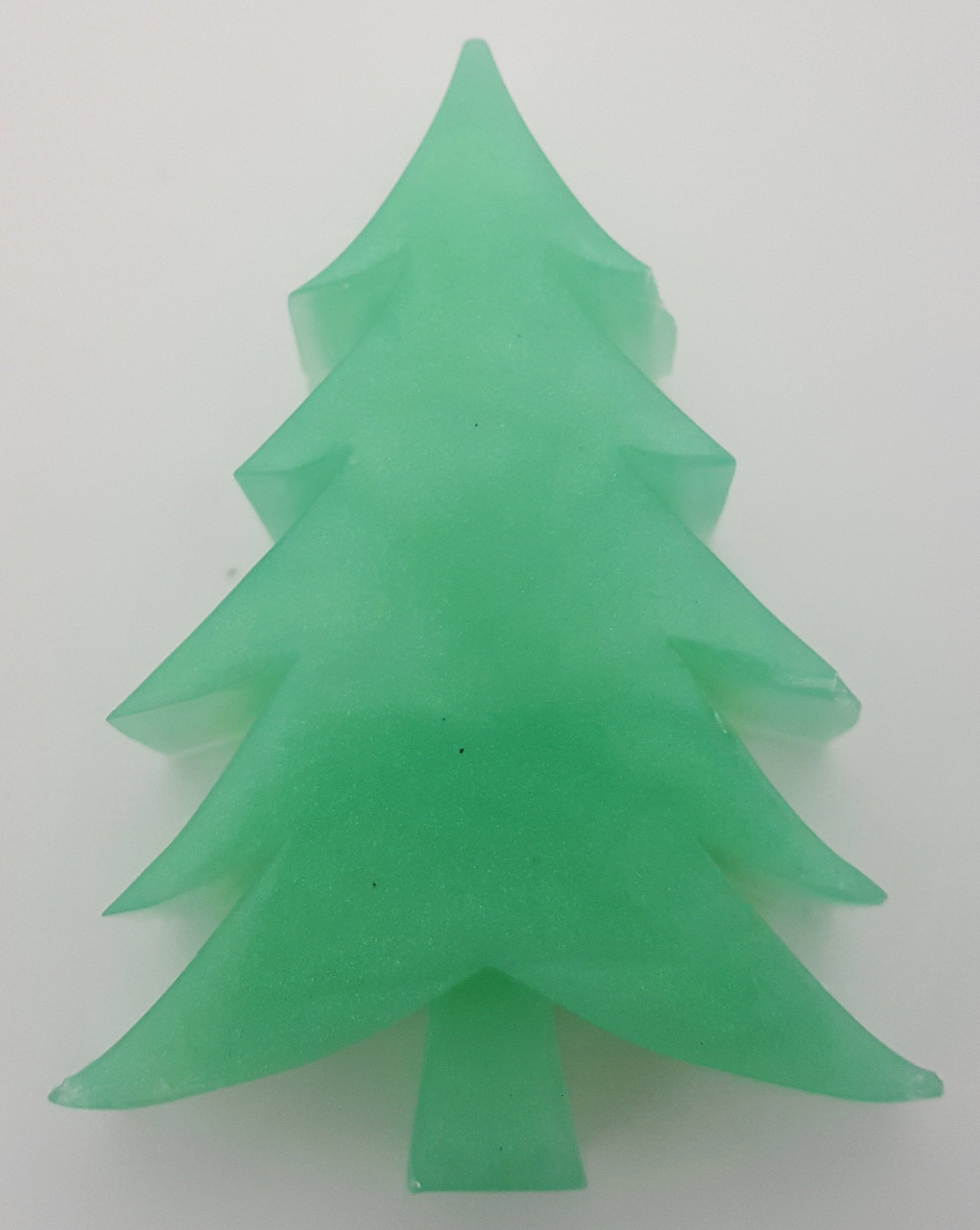 Christmas Tree Vegetable Glycerin Soap