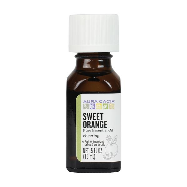 Aura Cacia Sweet Orange Essential Oil