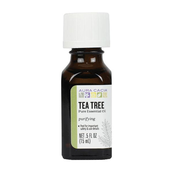 Tea Tree~Antifungal, Antibacterial, Antiviral