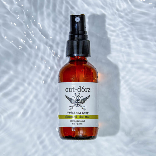 out-dôrz Herbal Insect Repellent