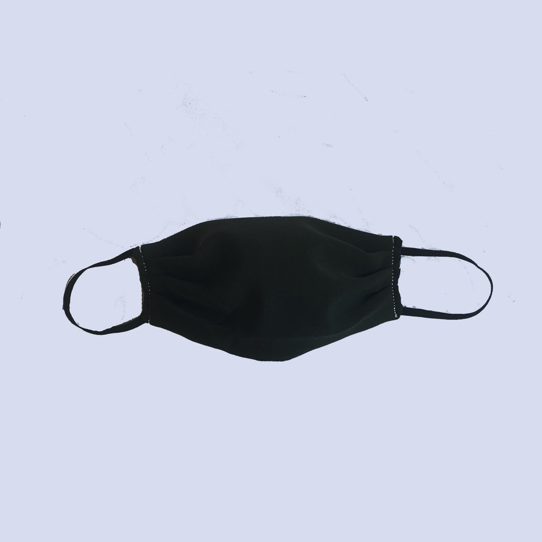 Out-dôrz Black Face Mask
