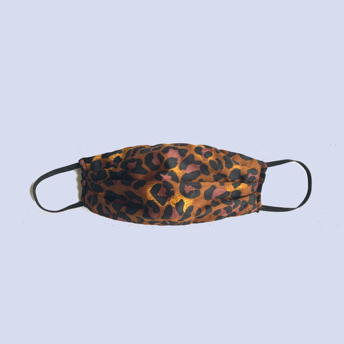 Out-dôrz Leopard Face Mask