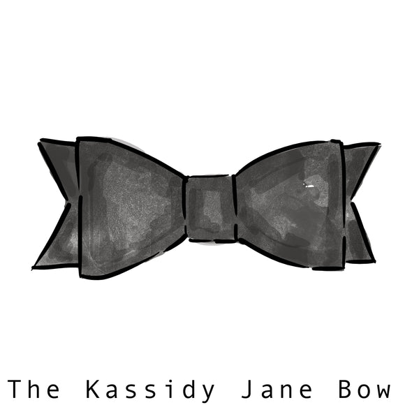 The Kassidy Jane Bow