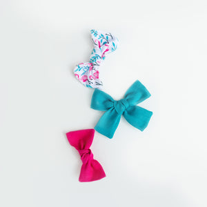 Flamingo Set (3 Bows)