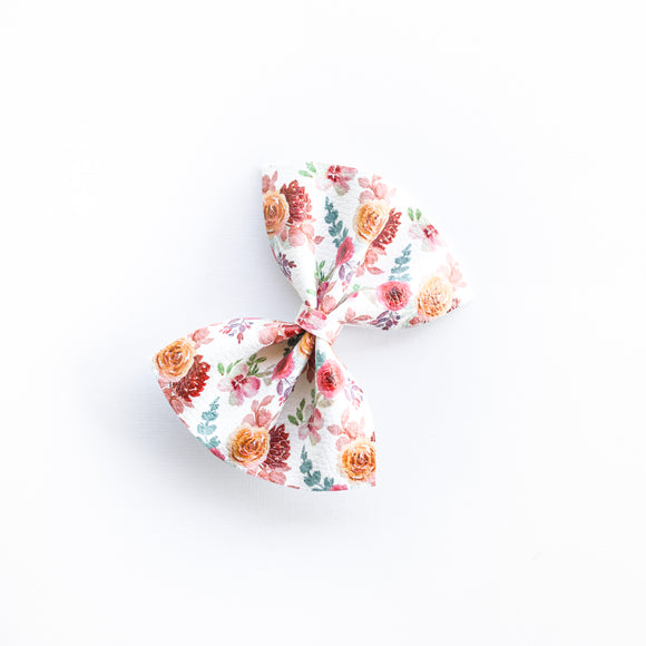 Fall Blossoms Delilah Bow