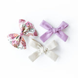 Wildwood Mini Bow Set (Headbands or Clips)