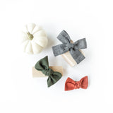 Fall Basics Bow Set (Headbands or Clips)