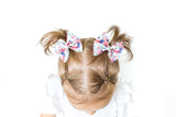 American Beauty Delilah Bow-Large or Mini's