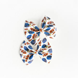 Just Keep Swimming Delilah Bow-Medium or Mini's