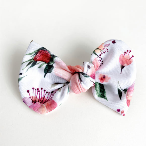 Boho Wildflower Madison Bow