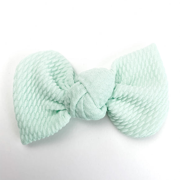 Spring Green Bullet Madison Bow