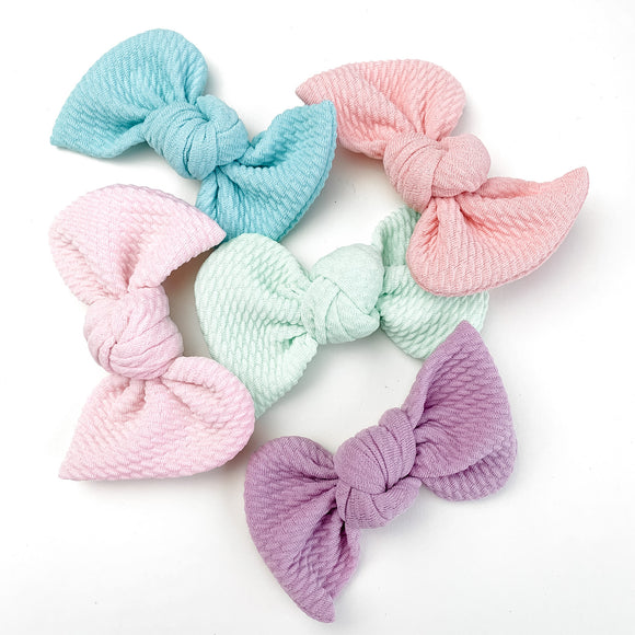 Full Set- Spring Bullet Madison Bow Colors (5 Bows)