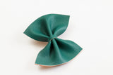 Evergreen Mini Delilah Bow (Headband or Clip)
