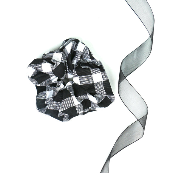 Buffalo Plaid - Scrunchie
