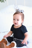 Neutral Shimmer Set Mini Isabella (Set of 4 or Headband set of 2)