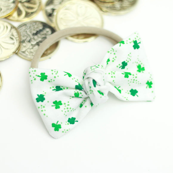 Lucky Clovers Sydnee Bow
