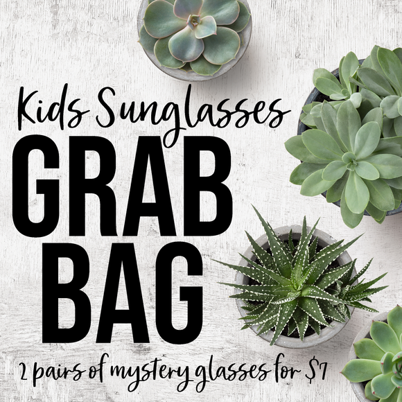 Sunglasses Grab Bag