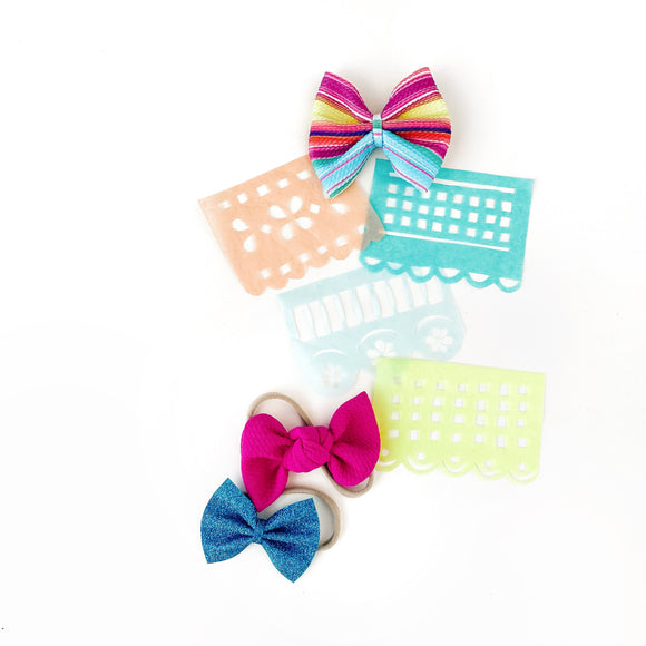 Cinco De Mayo Set (3 Bows)