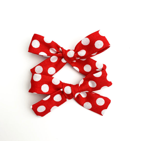 Miss Minnie Mini Isabella Bows