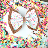 Ice Cream Cone Delilah Bow [Limited Edition]