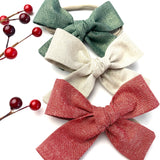 Shimmer Isabella Bow Set of 3