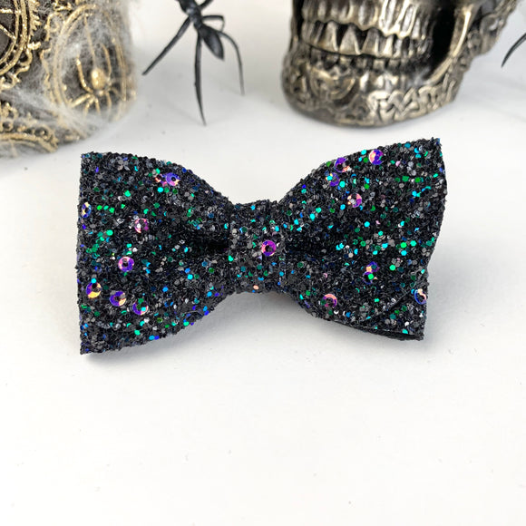 Toil + Trouble Glitter Kate Bow