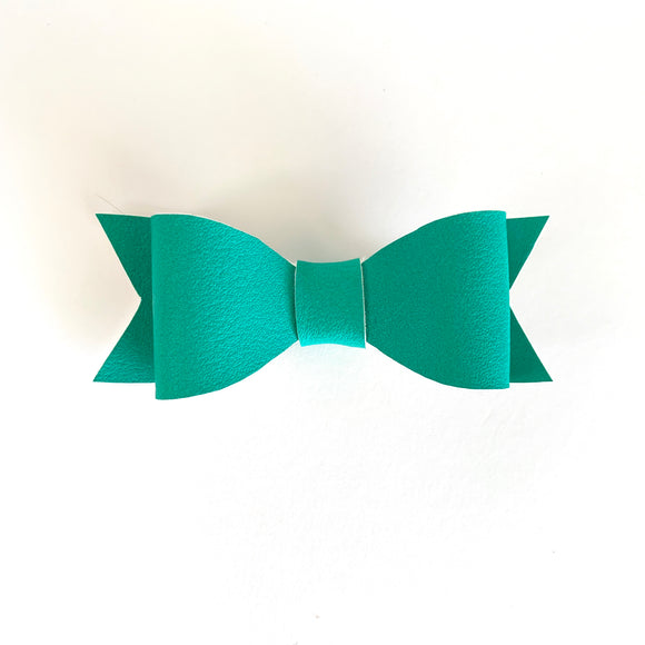 Seafoam Kassidy Jane Bow (2 sizes)