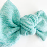 Mint Sweater Weather Madison Bow