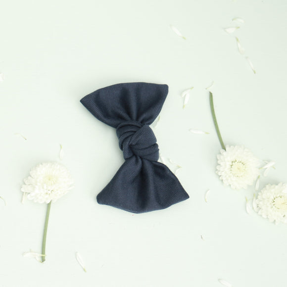 Navy Samantha Bow