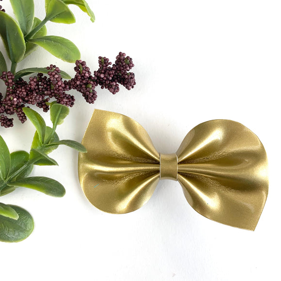 Golden Era Patent Large Reese Bow