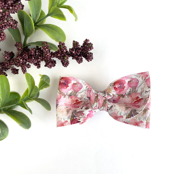 Watercolor Blooms Kate Bow