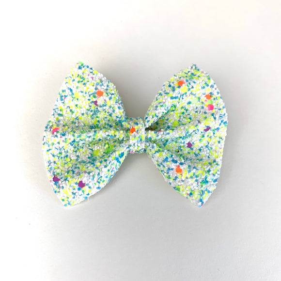 Seas the Day glitter Delilah Bow