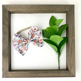 Wildflower Delilah Bow