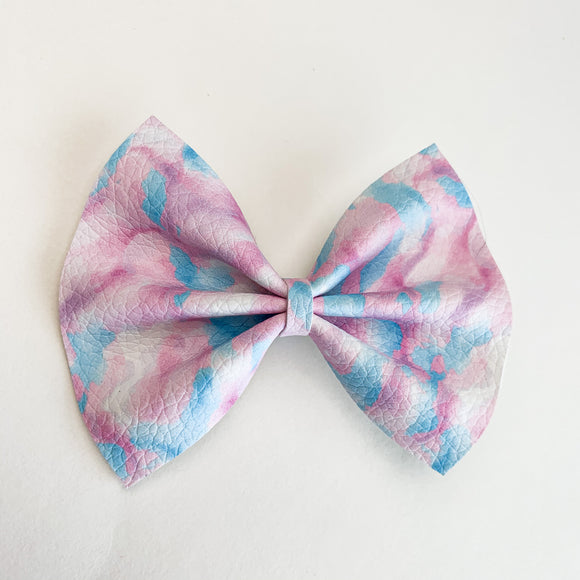 Cotton Candy Skies Delilah Bow