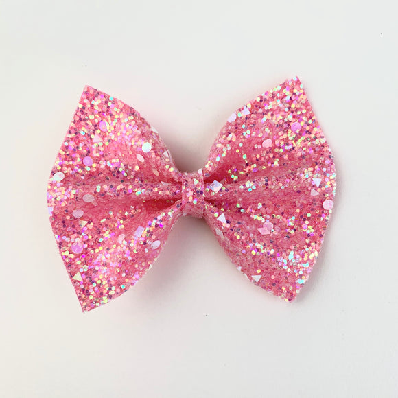 Partytime Glitter Medium Delilah Bow
