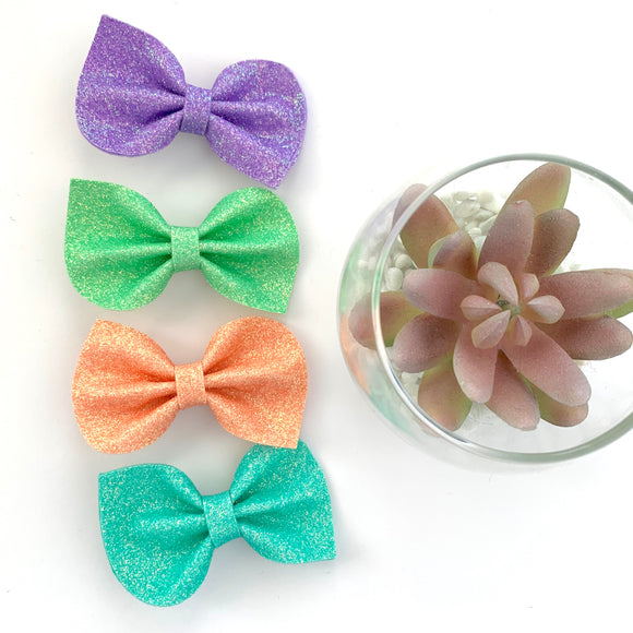 Sorbet Felt Reese Bow Collection