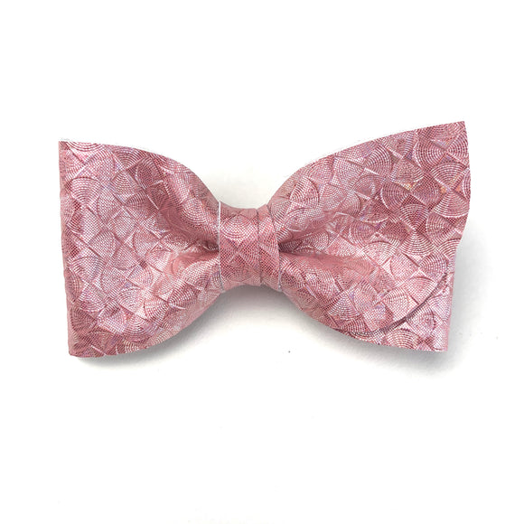 Pink Rouge Holographic Kate Bow