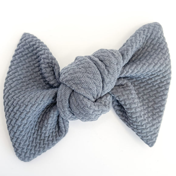 Charcoal Bullet Samantha Bow
