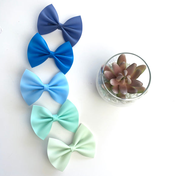 Seaside Delilah Jelly Bow Collection