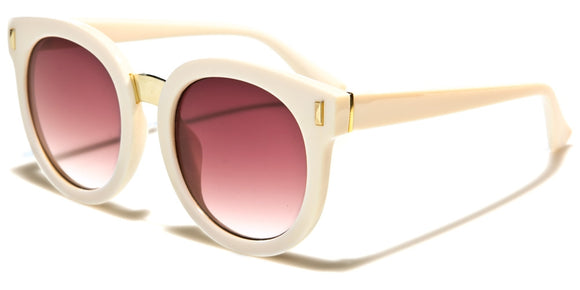 Little Miss Daisy-Kids Sunglasses (Strawberries + Cream)